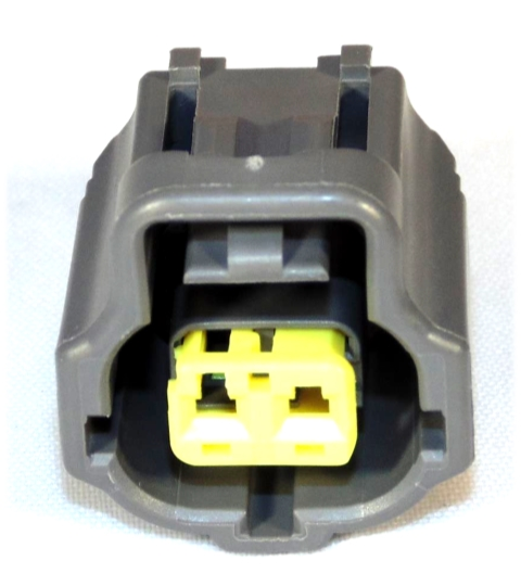 40 Amp Wire Size >> 2 Way TE Sealed Sensor Connector Housing Grey ...